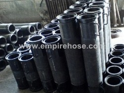 Composite hose for backfill mining