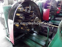 Wire braiding machine, 24-spindle